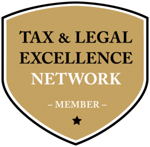 Tax & Legal Excellence Network Siegel